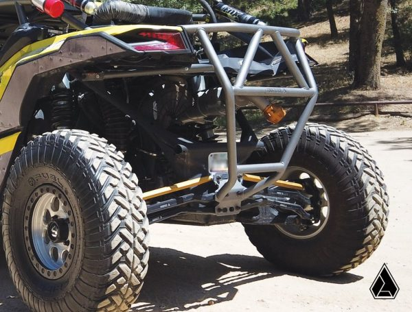 Assault Industries Turret Style Radius Rods Kit Black 2017-2020 Can Am X3 X RS
